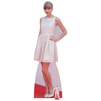 Taylor Swift Cardboard Cutout
