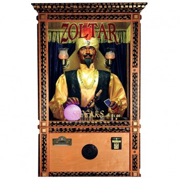 Zoltar Future Teller Top Oversized Cardboard Cutout - $44.95
