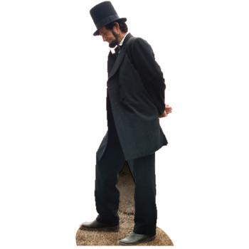 Abe Lincoln Cardboard Cutout - $44.95