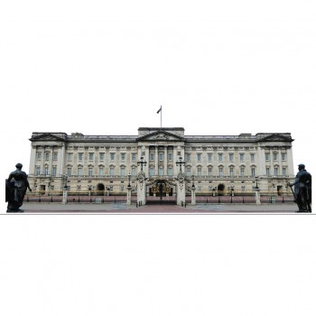 Buckingham Palace Cardboard Cutout