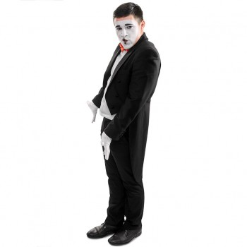 Male Mime Cardboard Cutout - $44.95
