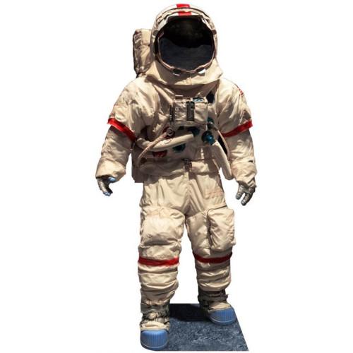 Moon Landing Stand In Cardboard Cutout