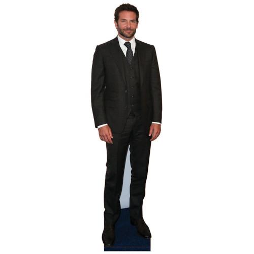 Bradley Cooper Cardboard Cutout