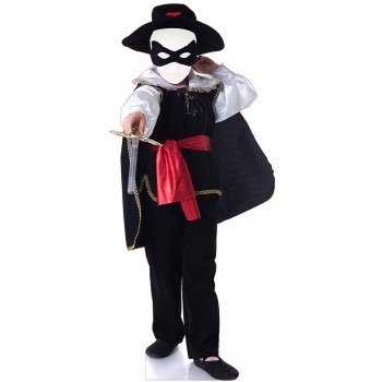 Zorro Child Stand In Cardboard Cutout - $44.95
