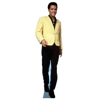 Elvis Yellow Coat Cardboard Cutout - $44.95