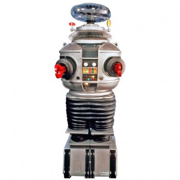 Lost In Space Robot Cardboard Cutout