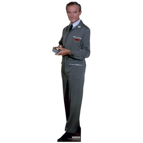 Doctor Zachary Smith Cardboard Cutout