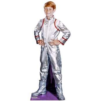 Will Robionson Metallic Cardboard Cutout