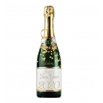 New Year Champagne Bottle - $39.95