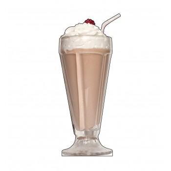 Chocolate Milk Shake - $39.95
