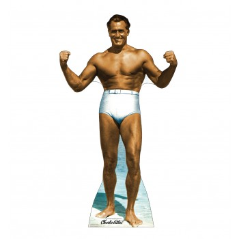 Charles Atlas Come On Man Pose