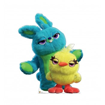 Ducky and Bunny (Disney/Pixar Toy Story 4) - $39.95