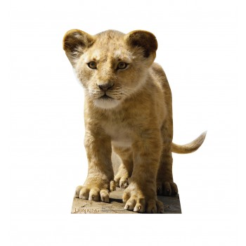 Young Simba (Disney's The Lion King Live Action) - $39.95