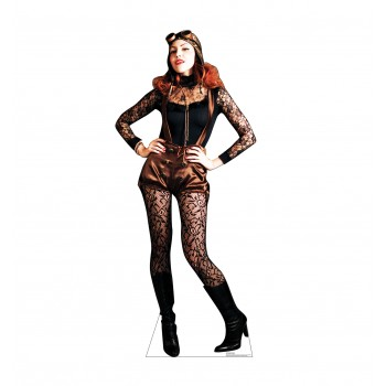 Steampunk Woman - $39.95