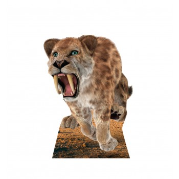 Saber Tooth Tiger - $39.95