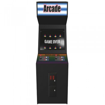 Arcade Machine Cardboard Cutout