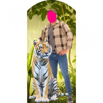 Tiger King Stand-In v2 Cardboard Cutout - $49.95