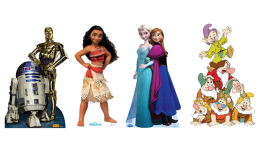 Time to upgrade your Disney+ with a Disney Cutout