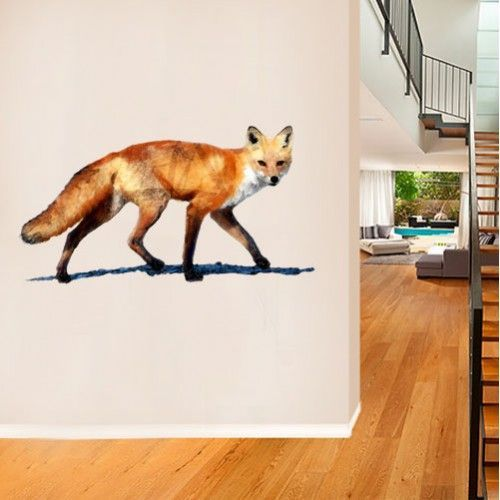 Artful Animal Wall Decals