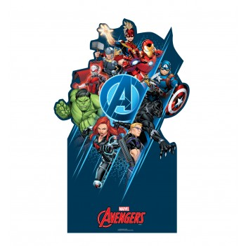 Avengers Classic Group Standee - Marvel - $39.95