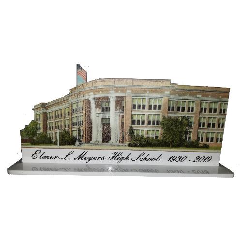 Meyers High School Shelf Buddy