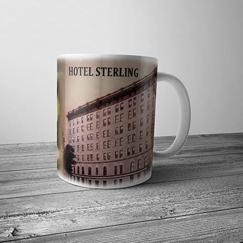 Hotel Sterling Mug