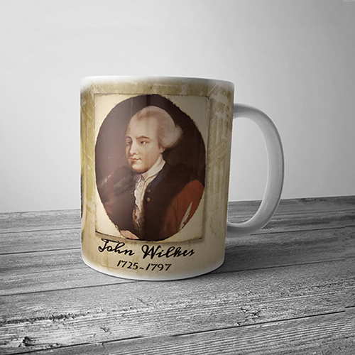 John Wilkes Mug