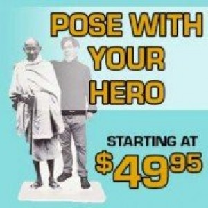 Pose With Your Hero
