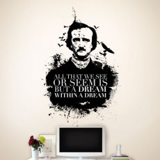 Off The Wall Wall Decals