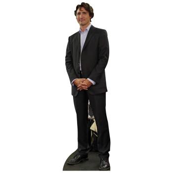 Justin Trudeau Cardboard Cutout - $44.95