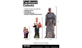 Custom Cardboard Cutouts