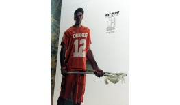 Athletes as wall decals or cutouts