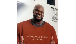 Shaq is in the house
