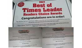 Times Leader - Readers Choice Awards