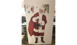 Santa Cutouts Now In Production