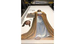 Jesus Cutout