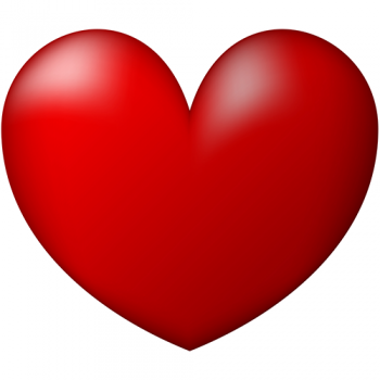 Red heart - $0.00