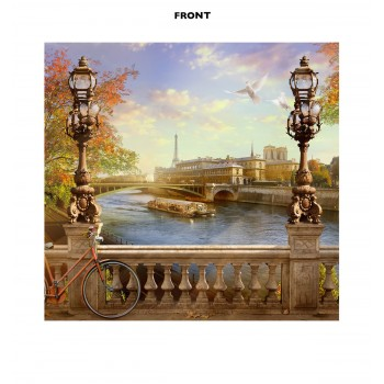 Paris Backdrop - $69.99