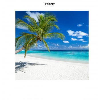 Tropical Beach Backdrop - $69.99