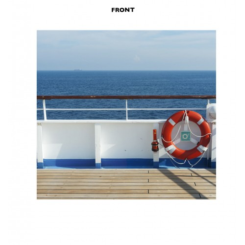 Cruise Ship Deck Backdrop