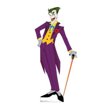 Joker Purple Suit - Animated