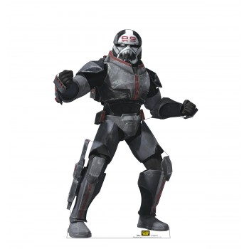 Bad Batch Clone - Wrecker (Clone Wars Season 7) - $39.95