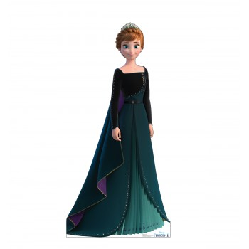 Anna - Dark Green Gown (Frozen 2 Epilogue) - $39.95