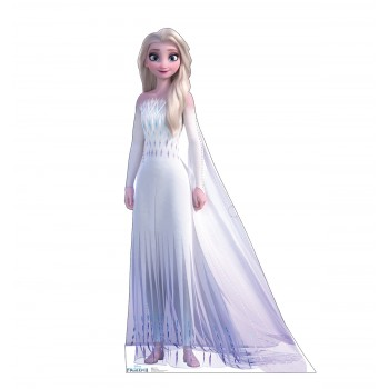 Elsa - White Gown (Frozen 2 Epilogue) - $39.95