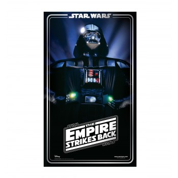 Darth Vader Backdrop (Star Wars 40th Empire Strikes Back) - $39.99