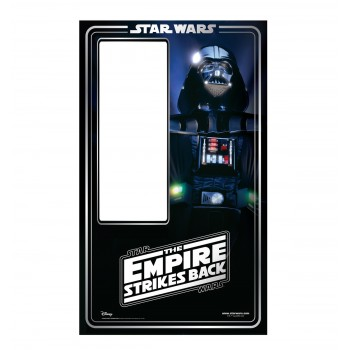 Darth Vader Packaging Standin Star Wars 40th Empire Strikes Back)
