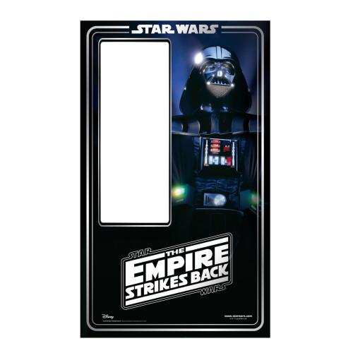 Darth Vader Packaging Standin Star Wars 40th Empire Strikes Back)
