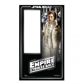 Princess Leia Packaging Standin (Star Wars 40th Empire Strikes Back) - $39.95