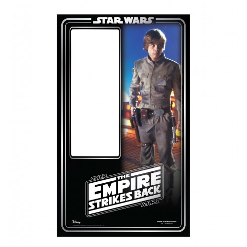 Luke Skywalker Packaging Standin (Star Wars 40th Empire Strikes Back)