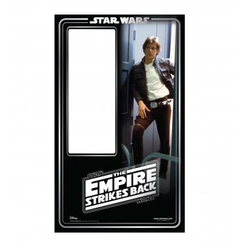 Han Solo Packaging Standin (Star Wars 40th Empire Strikes Back)